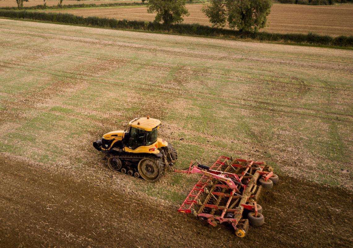 single & vintage tractor insurance